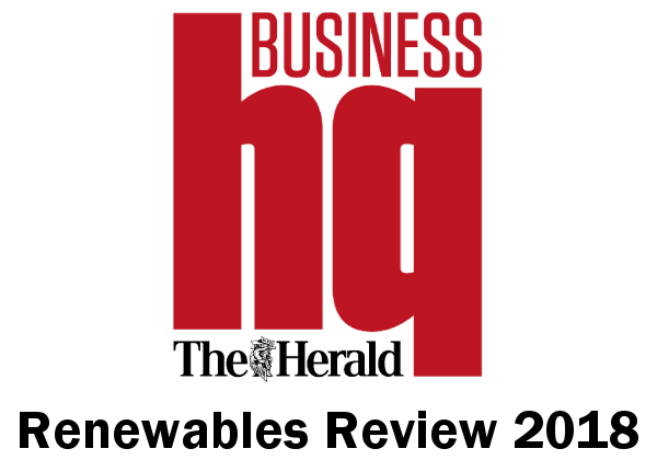 Cogeo provides insight for Herald's Renewable Energy Special Report